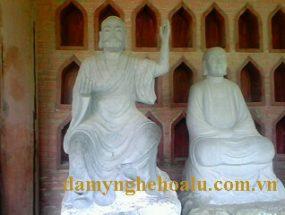 Tượng la hán, tượng phật tổ, tượng đá Ninh Vân